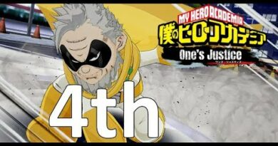 My Hero Academia: One's Justice (Indonesia) #4